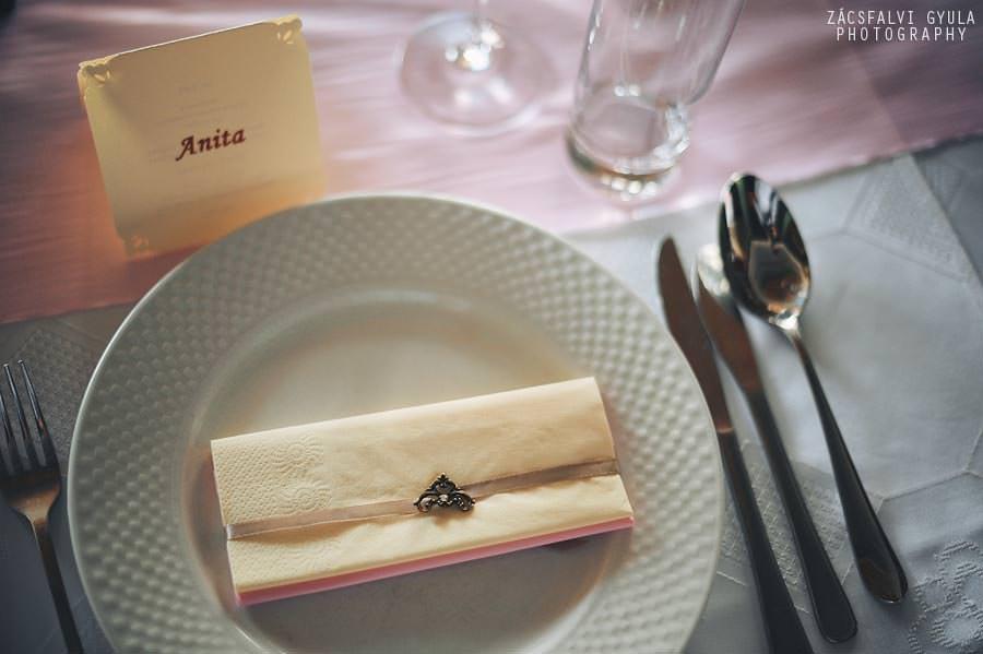 Nagyvillám Étterem esküvői dekor