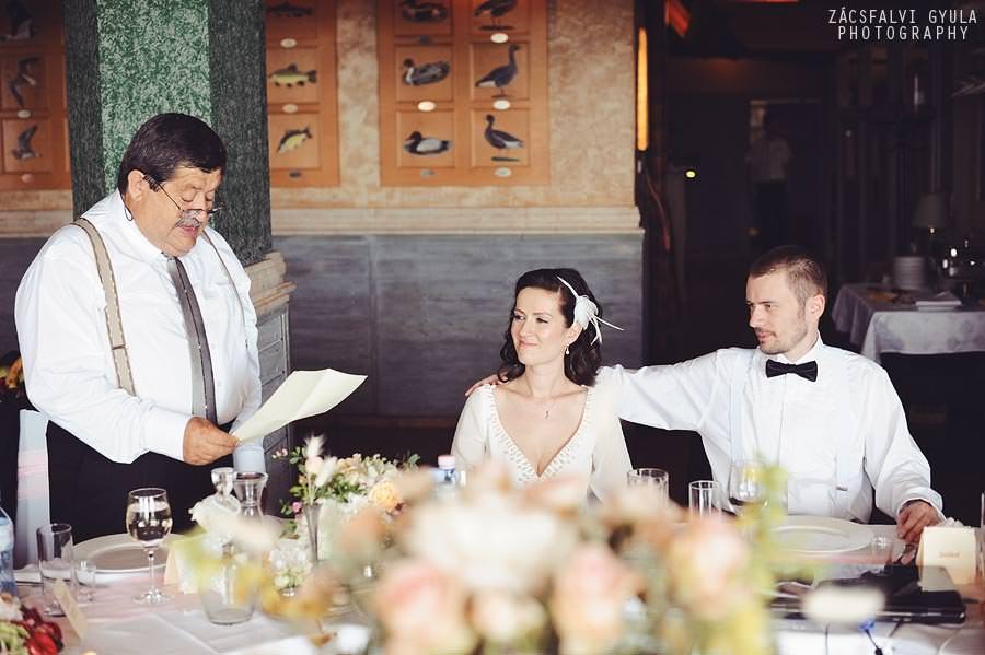 Visegrádi esküvő Nagyvillám Étterem