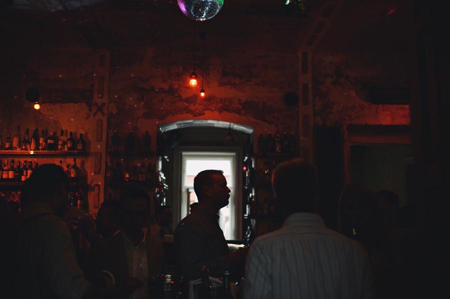 brody studios at night - Zácsfalvi Gyula