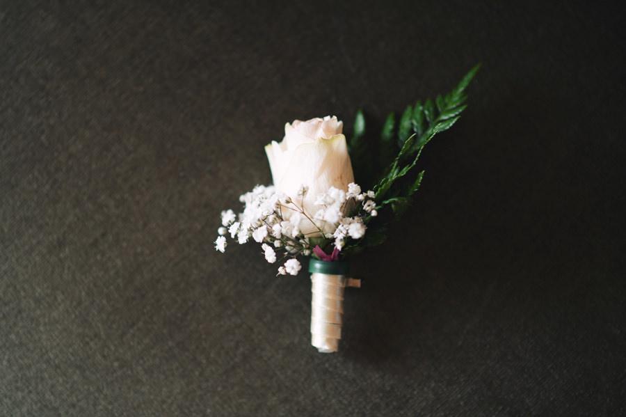 florals in gundel restaurant wedding - Zácsfalvi Gyula