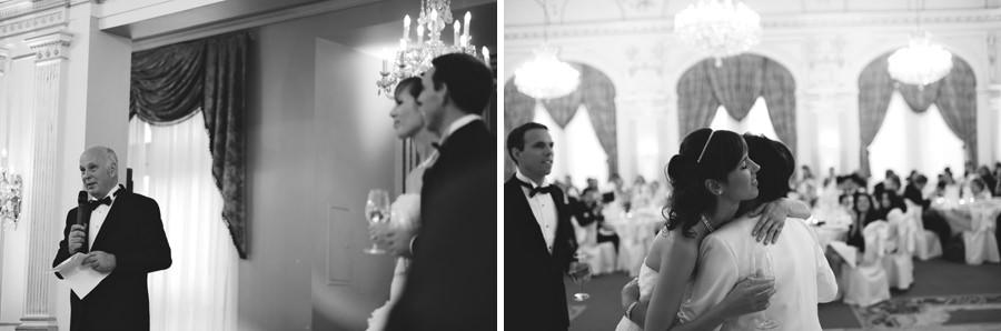 speeches in gundel restaurant wedding reception - Zácsfalvi Gyula