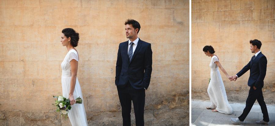 Wedding Portrait in Malta Mdina - Zácsfalvi Gyula