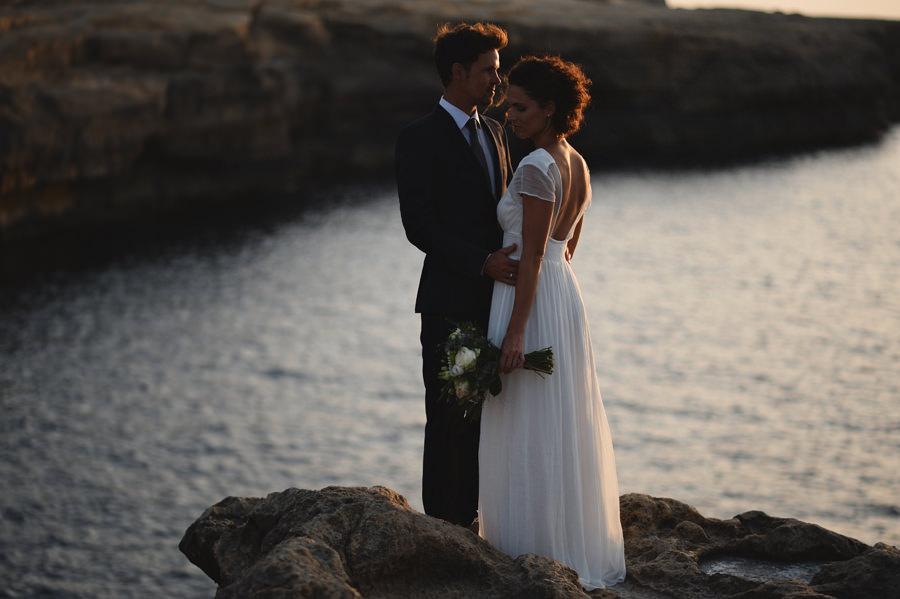 wedding portrait in Gozo - Zácsfalvi Gyula