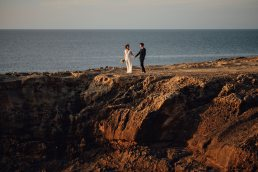 wedding portrait in Gozo, Malta