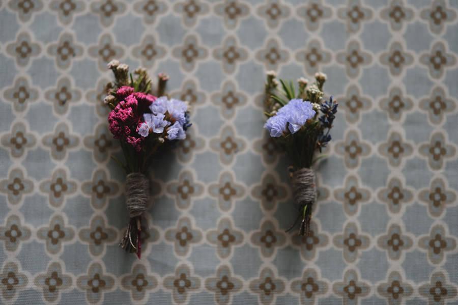 wedding florals wild