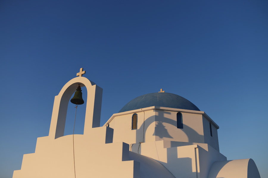 Paros Wedding, Greece Church