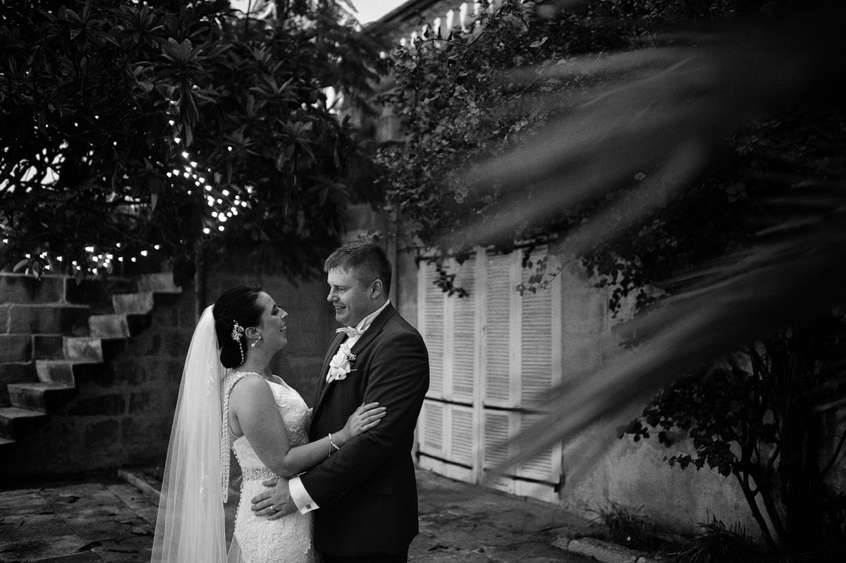 wedding photographer Malta - bride and groom portraits