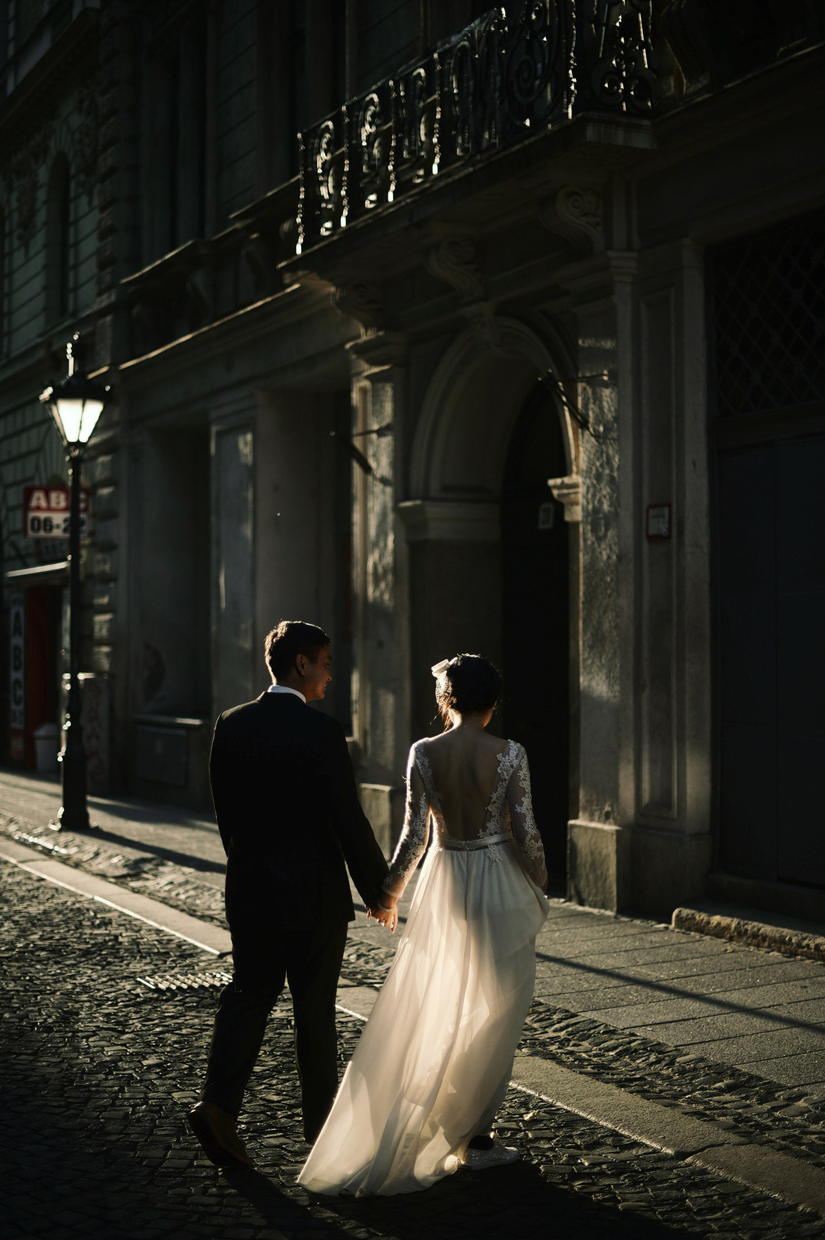 pre-wedding photoshoot Budapest