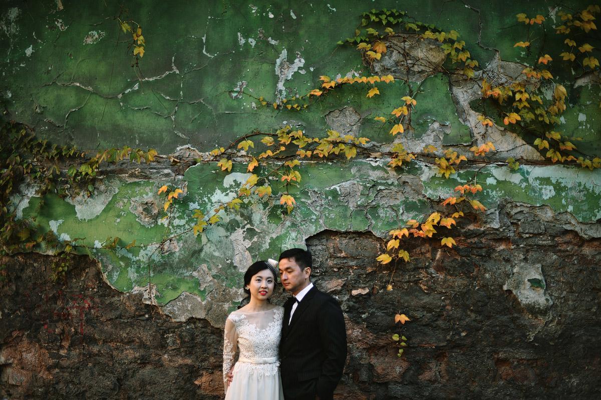 pre-wedding photoshoot Budapest