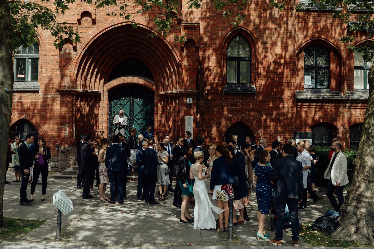 Wedding in Berlin Standesamt