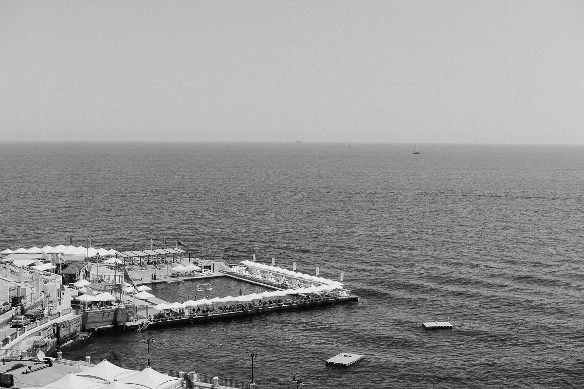 Sliema water front, Malta
