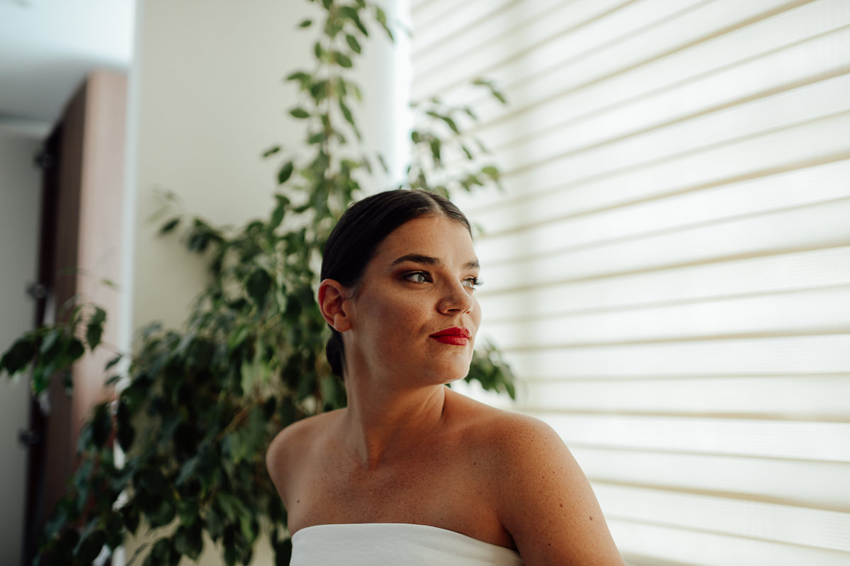 bride portrait in Malta
