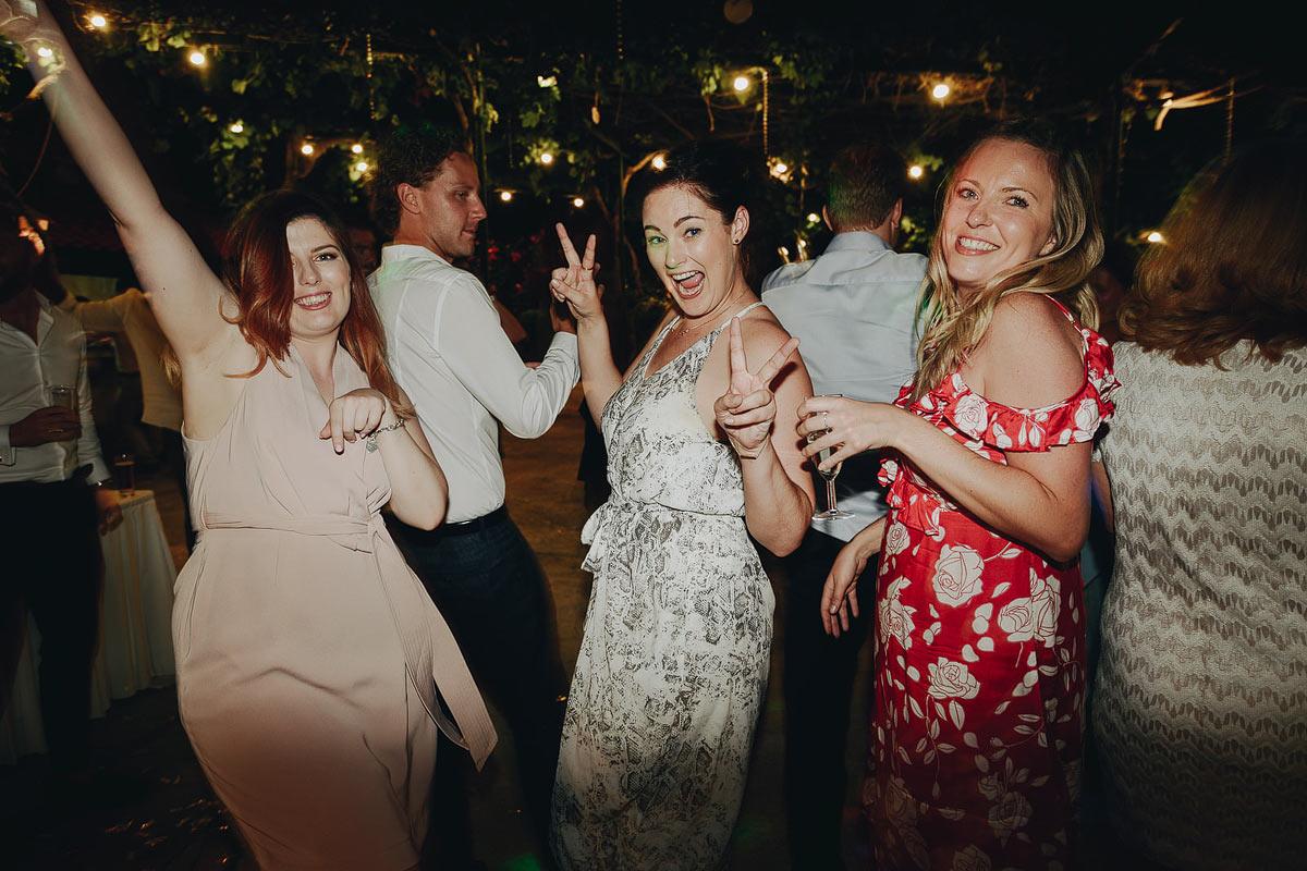 wedding party in razzett l'abjad wedding venue malta