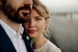 Copenhagen elopement portraits