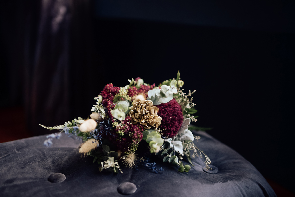 wedding bouquet in Singapore
