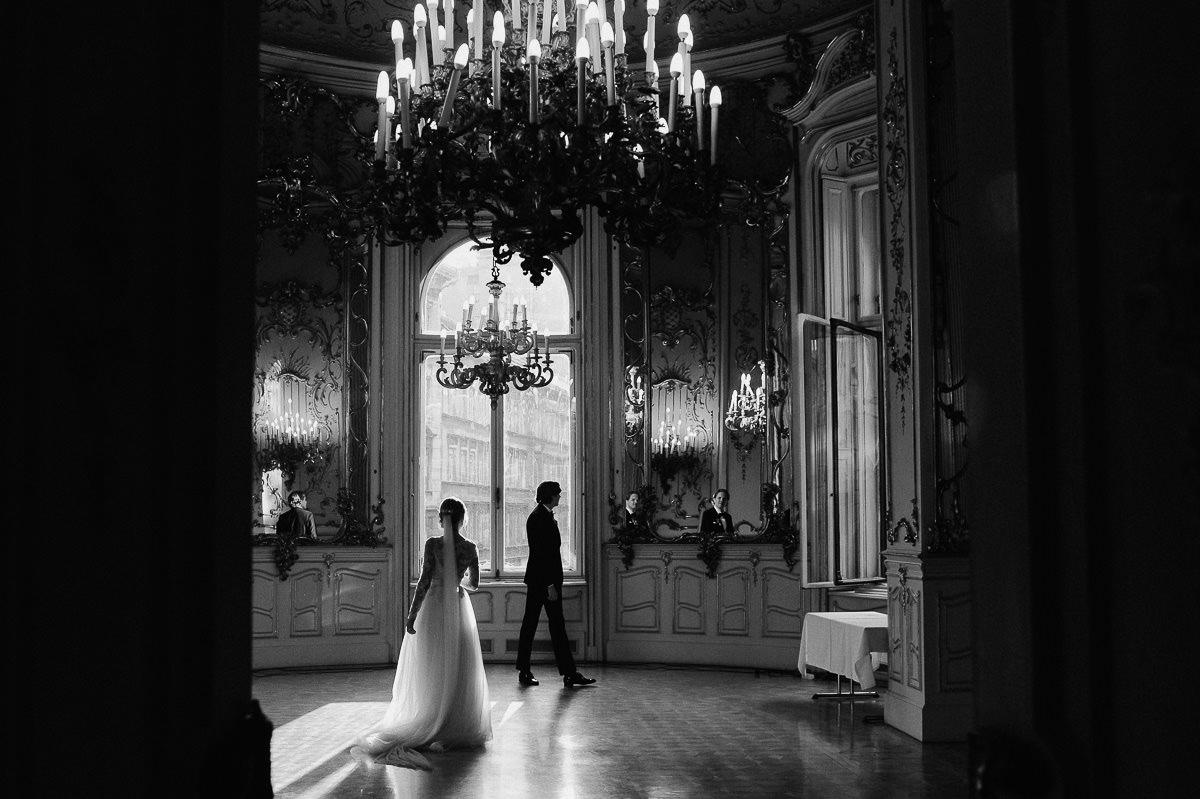 Metropolitan Ervin Szabo Library wedding