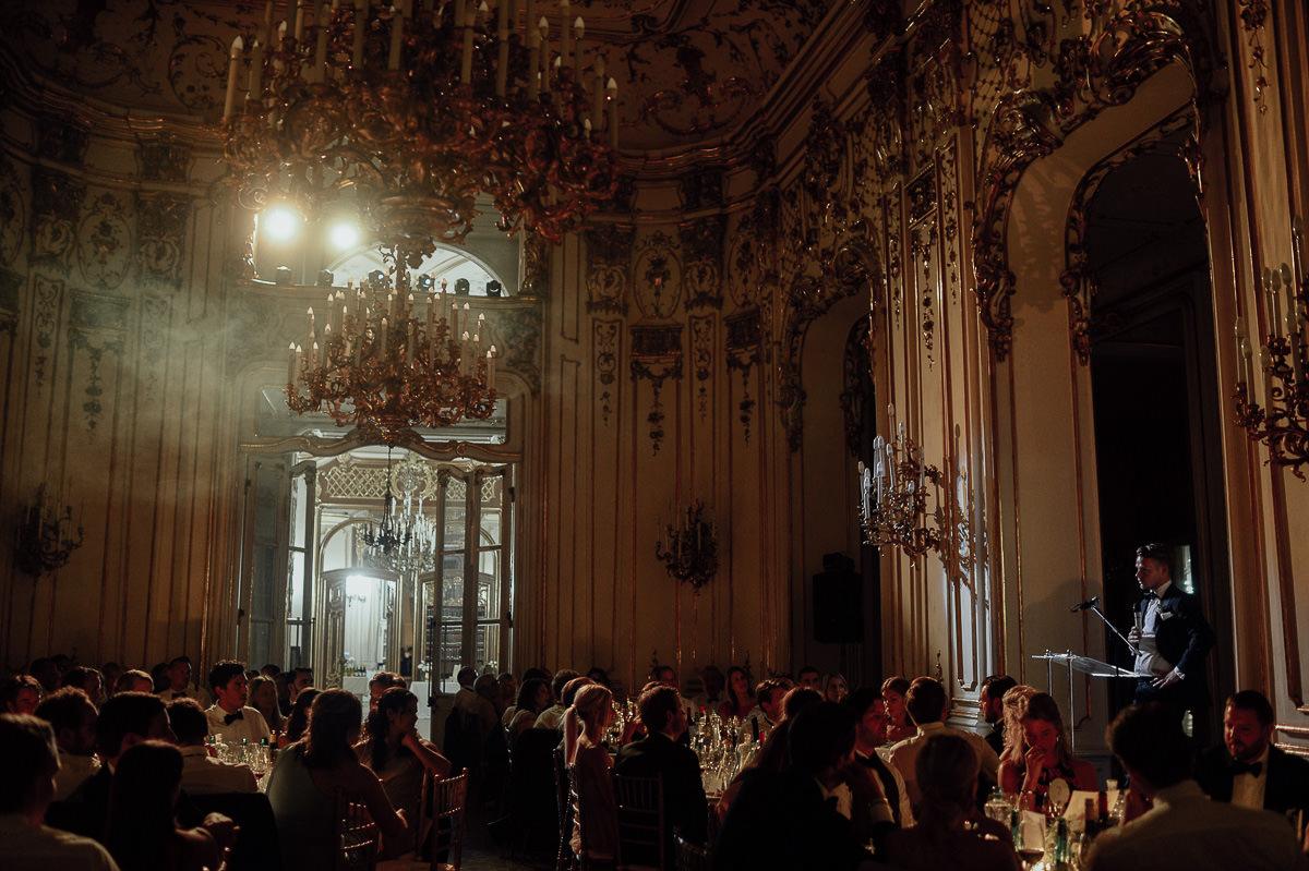 Metropolitan Ervin Szabo Library wedding reception photography