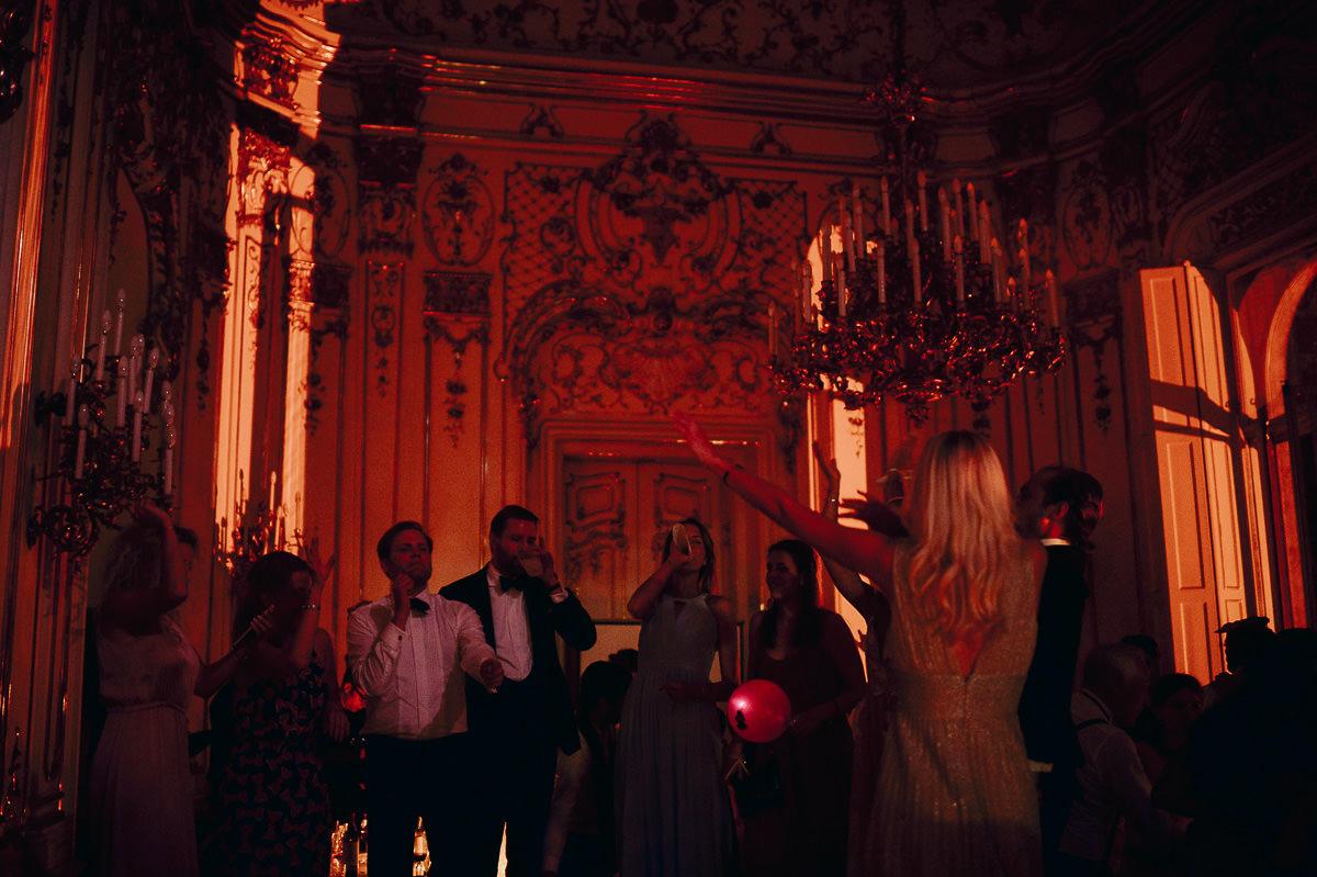 Wenckheim Palace wedding photography