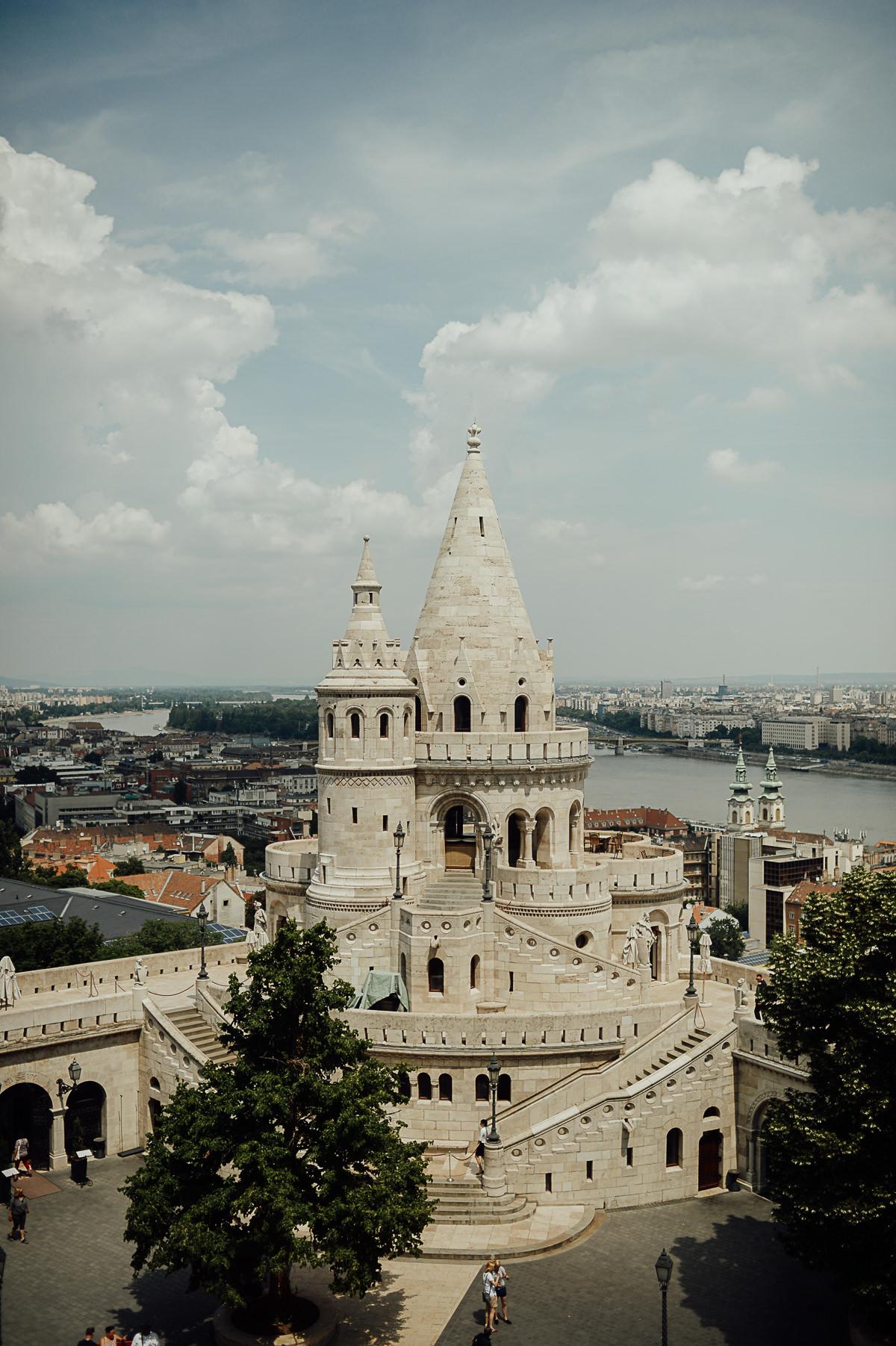 Fisherman s Bastion Budapest