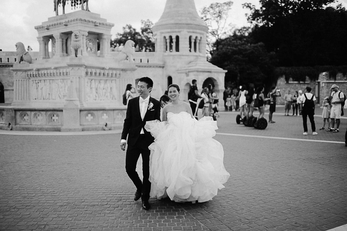 Viktor and Rolf wedding dress