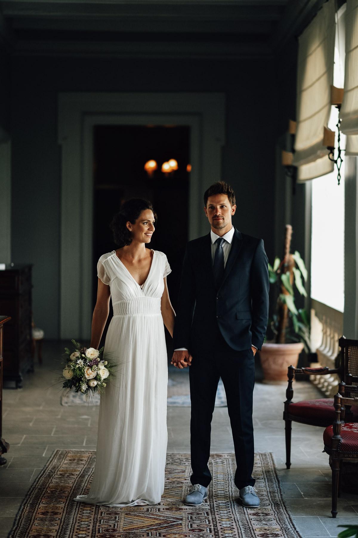 Xara Palace wedding couple portrait
