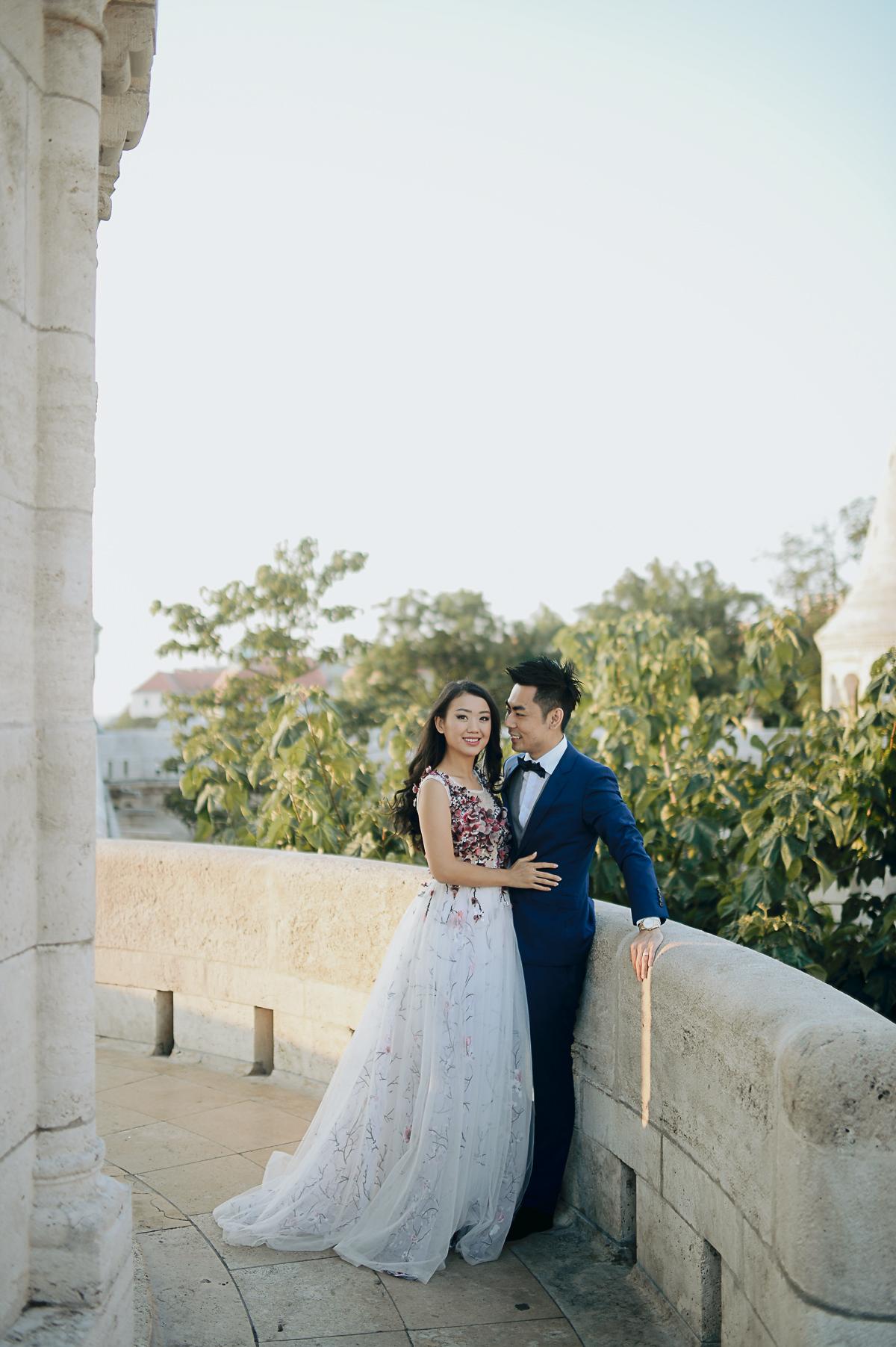 pre-wedding photogrphy Budapest