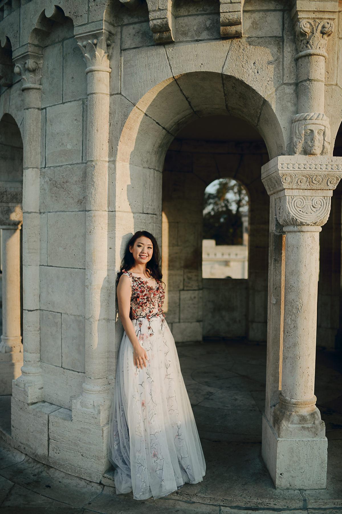 pre-wedding photogrpher Budapest