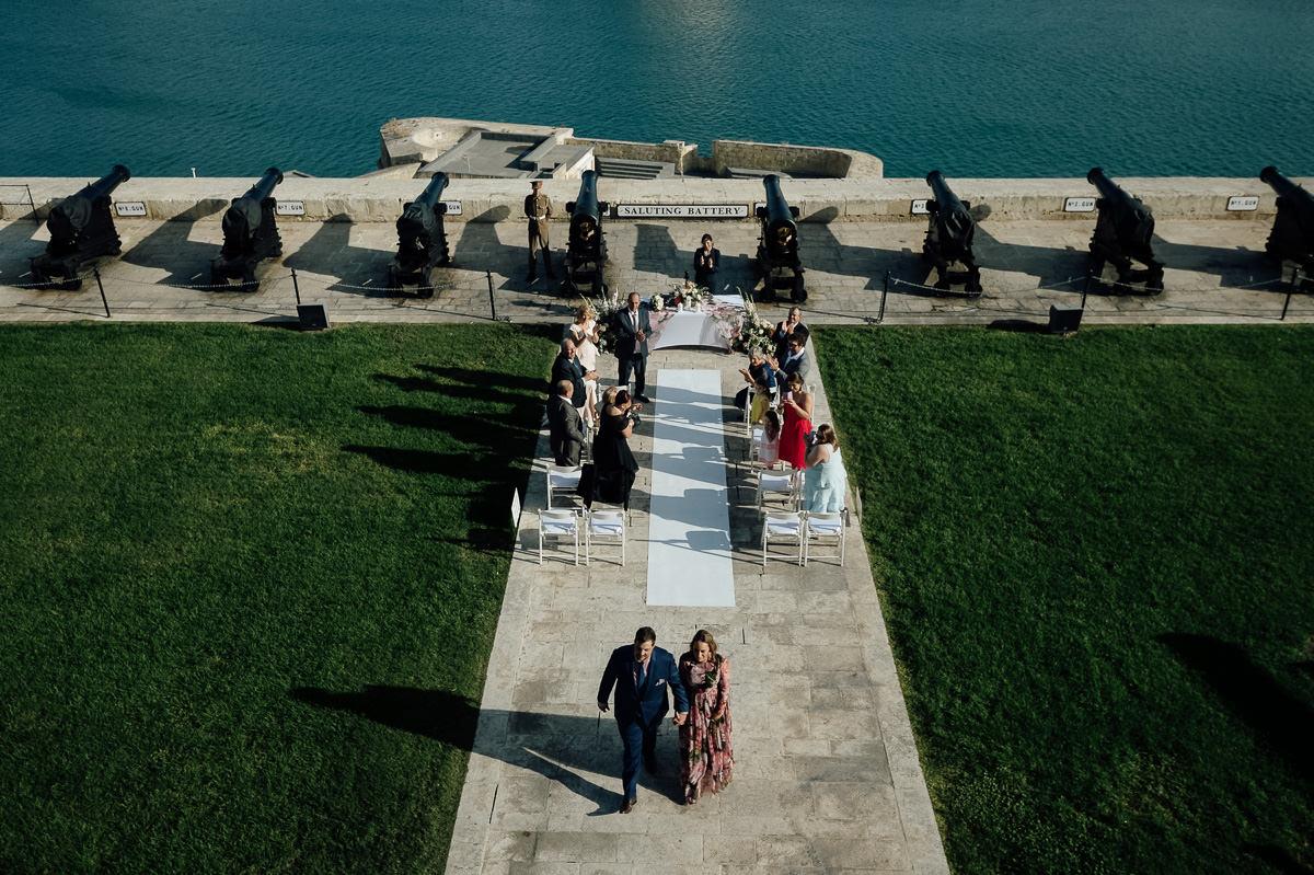 Upper baraka wedding Valletta