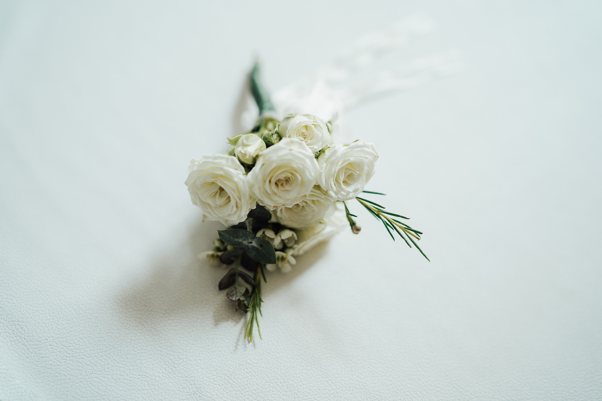 Wedding bouquet in Malta