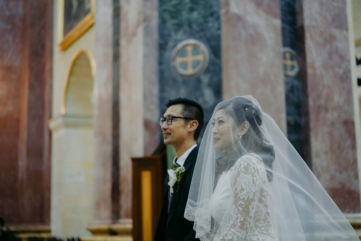 st paul's cathedral mdina wedding