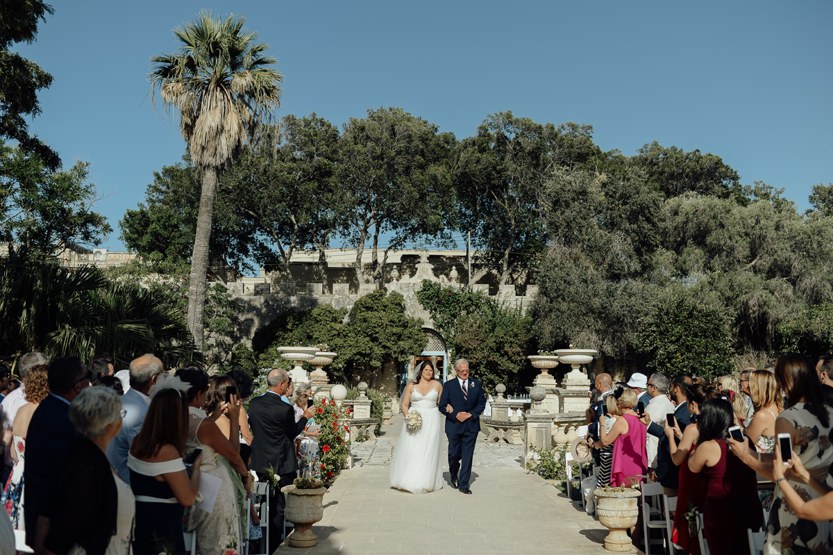 Villa Bologna Wedding Photography, Malta