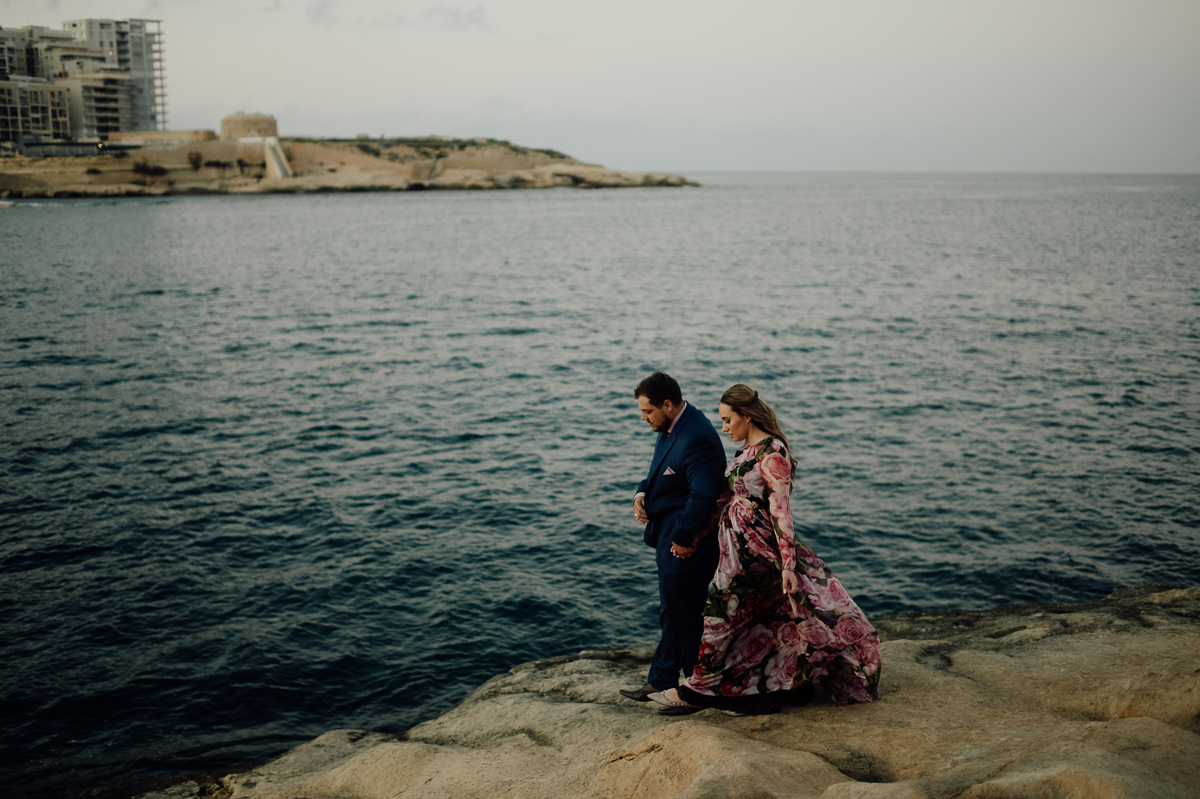 Saluting Battery Wedding Photography, Valletta | MALTA