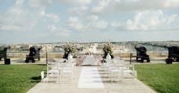 Saluting Battery Wedding Photography, Valletta
