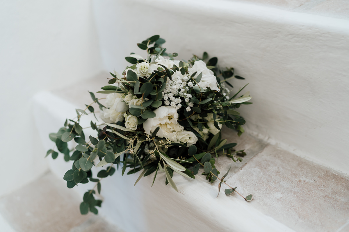 bridal bouquet in Malaga