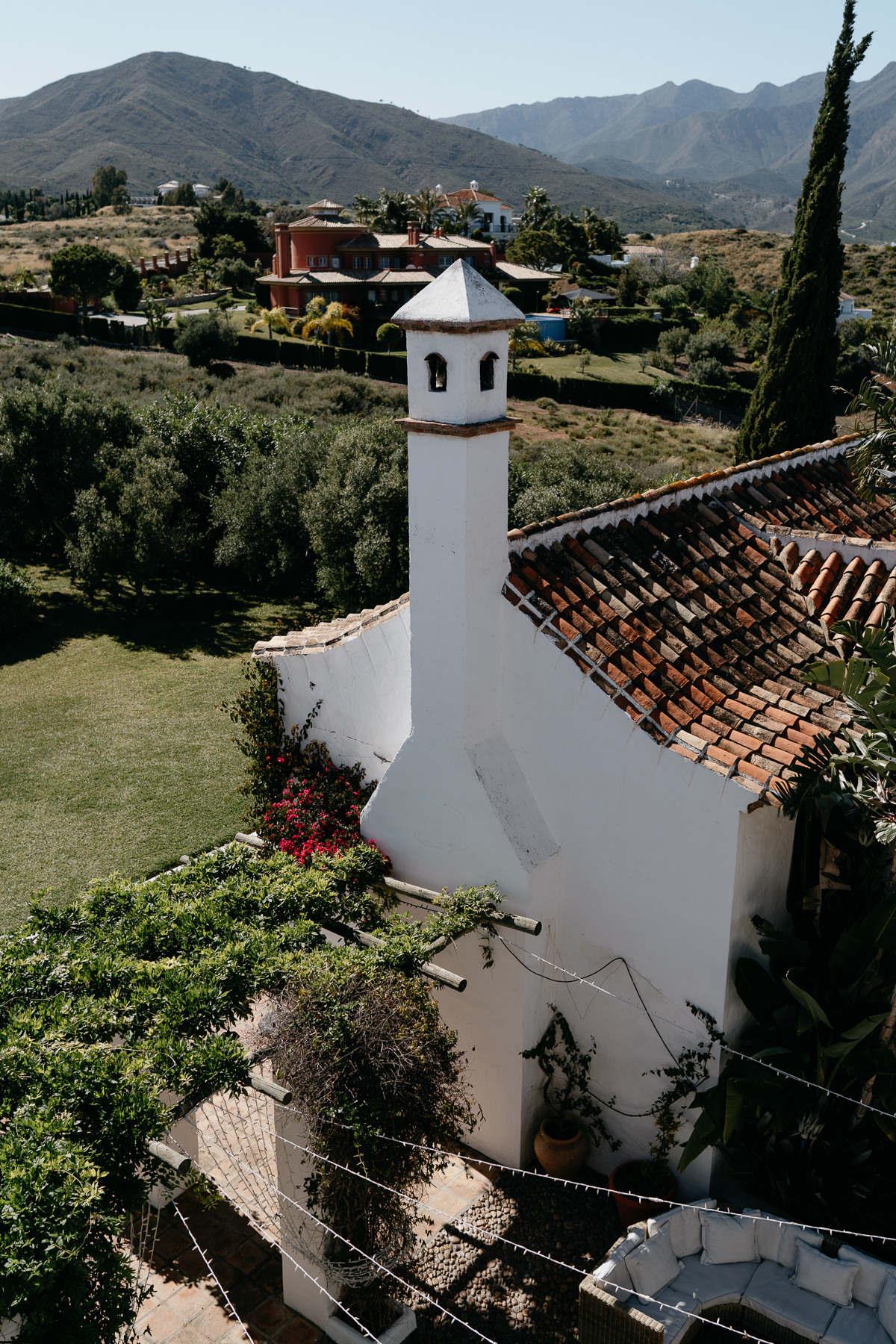 Hacienda san jose mijas wedding venue