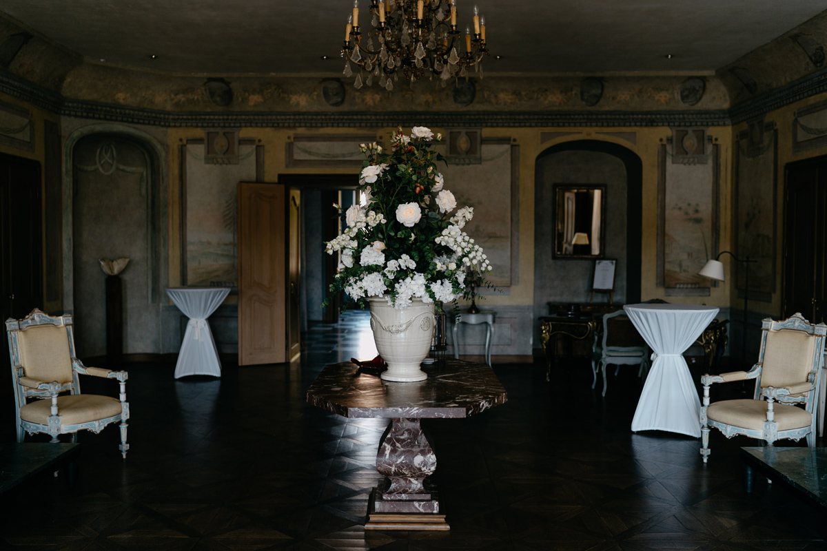 Hotel Chateau Bela wedding