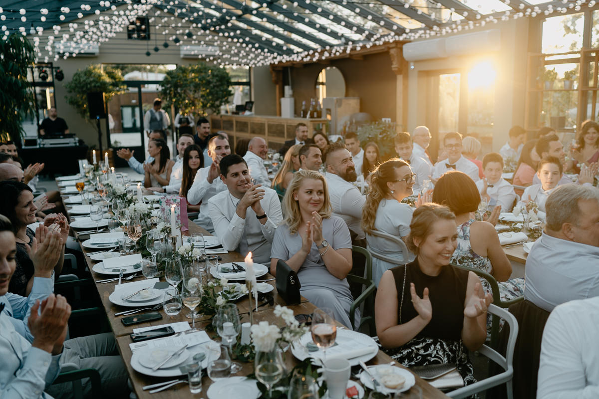 Hernyák birtok esküvői vacsora