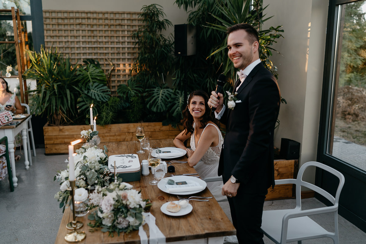 Hernyák birtok esküvői vacsora beszéd