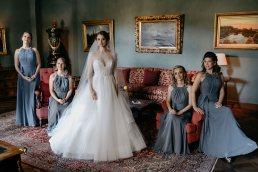 Esküvői csoportképek kreatív