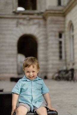 aranyos kisfiú fotózás