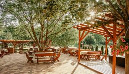 Szent Kristof winery Balaton wedding venue