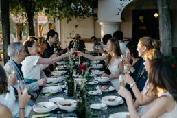 Mersics porta esküvői vacsora