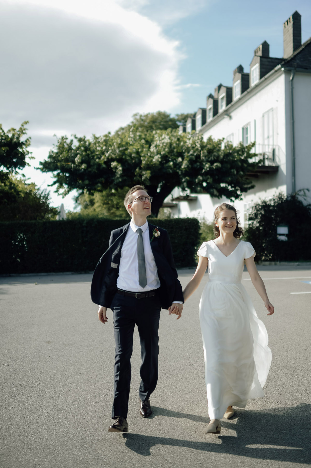 Micro wedding Vienna Berghotel Tulbingerkogel