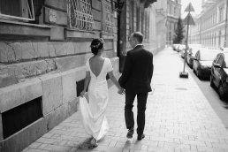 Kreatív esküvői fotózás helyszín Budapest Károlyi Kert